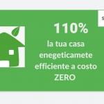 SUPER BONUS 110%: COS'E', VANTAGGI E CONDIZIONI DI UN'OCCASIONE UNICA